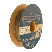 Proto-Pasta 1.75mm Polishable Stainless Steel PLA 3D Printer Filament - 0.5kg Spool (1.1 lbs)