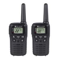 Midland T10 X-Talker 20 Mile Two Way Radios