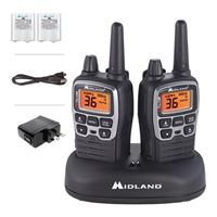 Midland Xtalker 38 Mile Two-Way Radio kit 2-pack