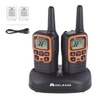 Midland Xtalker 28 Mile Two-Way Radio 2-pack