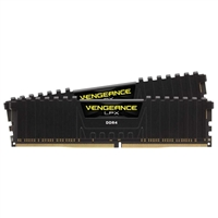 Corsair Vengeance LPX 16GB 2 x 8GB DDR4-2400 PC4-19200 CL16 Dual Channel Desktop Memory Kit
