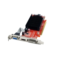 Visiontek Radeon HD 5450 Low-Profile Passive Cooled 2GB DDR3 PCIe 2.1...