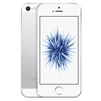 Apple iPhone SE Unlocked 4G - Silver Smartphone