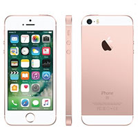 Apple iPhone SE Unlocked 4G - Rose Gold (New Old Stock) Smartphone