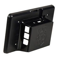 Raspberry Pi Touchscreen Case - Black