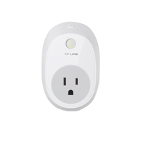 TP-LINK HS-100 Wi-Fi Enabled Smart Plug