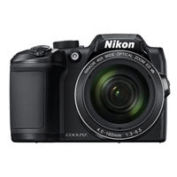 Nikon Coolpix B500 16 Megapixel Digital Camera - Black