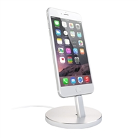 Satechi Aluminum Mobile Lightning Dock - Silver
