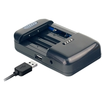 Digipower TC-U450 DSLR, Digital Camera, Camcorder & AA/AAA Universal Battery Charger