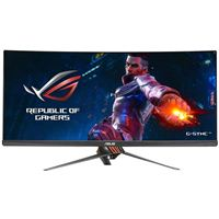 "ASUS ROG SWIFT PG348Q 34"" UW-QHD 100Hz HDMI DP G-SYNC Curved Gaming LED Monitor"