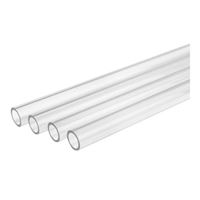 "Thermaltake V-Tubler PETG 1/2"" (13 mm) x 5/8"" (16 mm) Rigid Tubing 1000 mm - Clear"