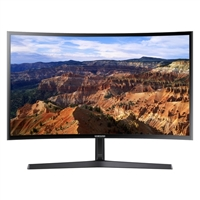 "Samsung C27F398FWN 27"" Full HD 60Hz HDMI DP Curved LED Monitor"