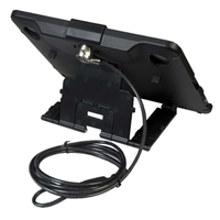 CTA Digital Anti-Theft Case w/ Built-In Stand for iPad