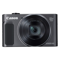 Canon PowerShot SX620 HS 20.2 Megapixel Digital Camera - Black