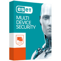 ESET Multi-Device Security - 10 Devices, 1 Year (PC/Mac/Android)