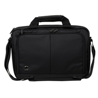 "Wenger Source Laptop Briefcase Fits Screens up to 14"" - Black"