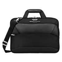 "Targus Mobile ViP Briefcase Fits Screens up to 15.6"" - Black"