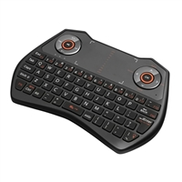 Adesso WKB-4020UB SlimTouch 2.4GHz Wireless Keyboard w/ Touchpad