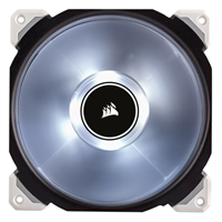 Corsair ML140 Pro White LED Magnetic Levitation 140mm Case Fan