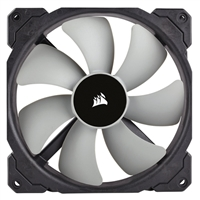 Corsair ML140 Magnetic Levitation 140mm Case Fan - Twin Pack