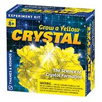 Thames & Kosmos Grow A Yellow Crystal Kit
