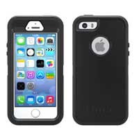 OtterBox Defender Case for iPhone 5s - Black