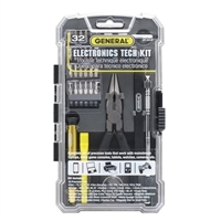 General Tools Electronics Tech Kit
