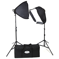 Savage LED Portrait Light Kit