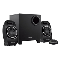 Creative Labs T3250W Wireless 2.1 Bluetooth Speaker System
