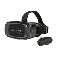 Emerge Utopia 360 Virtual Reality 3D Headset & Bluetooth Controller
