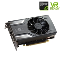 EVGA GeForce GTX 1060 SC Single-Fan 6GB GDDR5 PCIe Video Card