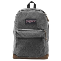 "Jansport Right Pack Digital Edition Backpack Fits Screens up to 15"" - Black White"