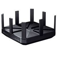 TP-LINK Archer C5400 AC5400 Tri-Band MU-MIMO Gigabit Wireless AC Router - Black