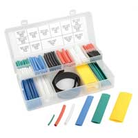 Titan Tools 171pc Heat Shrink Tube Assortment Kit