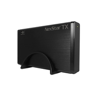 "Vantec NexStar TX 3.5"" SATA to USB 3.0 External Hard Drive Enclosure"