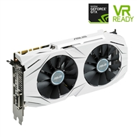 ASUS GeForce GTX 1070 Overclocked Dual-Fan 8GB GDDR5 PCIe  Video Card