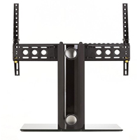 AVF B601BB-A Tilting Table Top Mount for TVs up to 65""
