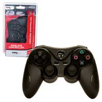 Innex PS3 Controller Wireless 2.4 GHZ Controller - Black