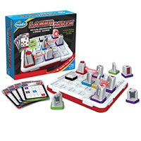 Thinkfun Laser Maze Jr. - Science Logic Maze For Juniors