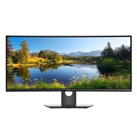 "Dell UltraSharp U3417W 34.14"" UW-QHD 60Hz HDMI DP Curved LED Monitor"
