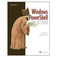 Manning Publications Windows PowerShell in Action, 3rd Edition
