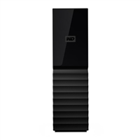 "WD My Book 3TB USB 3.0 3.5"" Desktop External Hard Drive - Black"