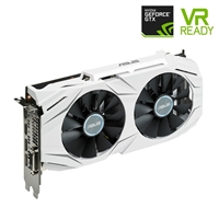 ASUS GeForce GTX 1060 Overclocked Dual-Fan 3GB GDDR5 PCIe Video Card