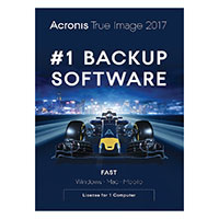 Acronis True Image 2017 (PC/Mac)
