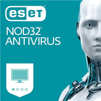 ESET NOD32 Antivirus 2017 - 1 Device, 1 Year (PC) OEM