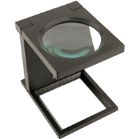 "Enkay Products 4"" LED Lighted Folding Magnifier"