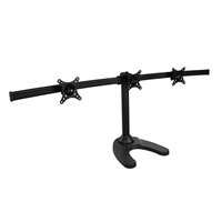 "SIIG CE-MT1812-S2 Triple Desk Mount for Monitors 13""- 17"""
