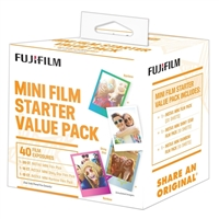 Fujifilm Mini Film Starter Value Pack