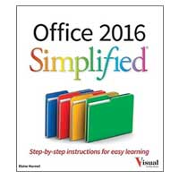 Wiley Office 2016 Simplified, 1st Edition