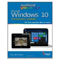 Wiley Teach Yourself VISUALLY Windows 10 Anniversary Update